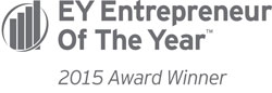 Ernst & Young Entrepreneur For the Year Award